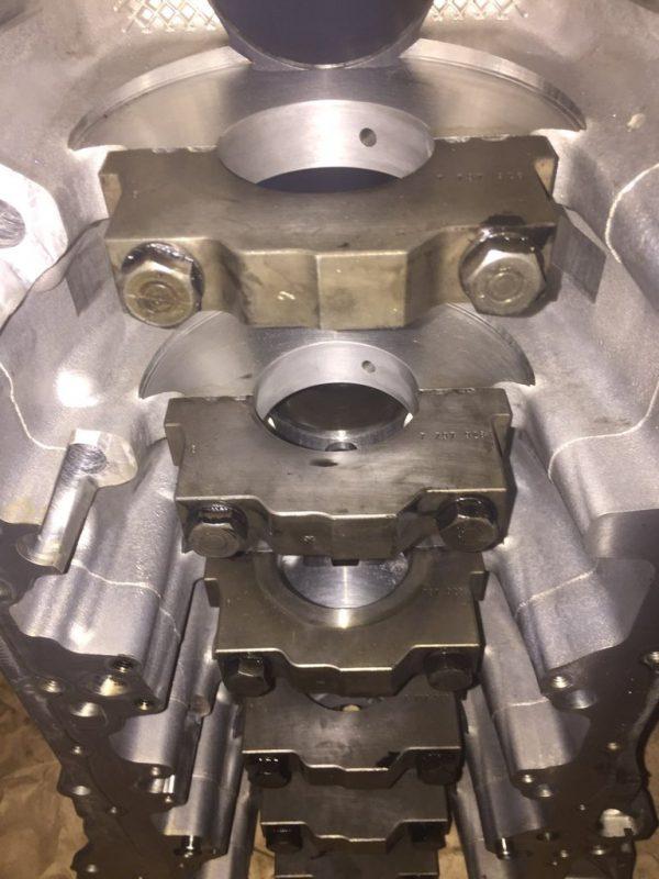 bare cylinder block
