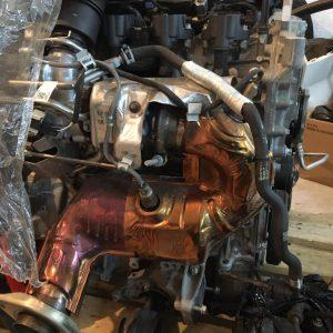 petrol bare engine