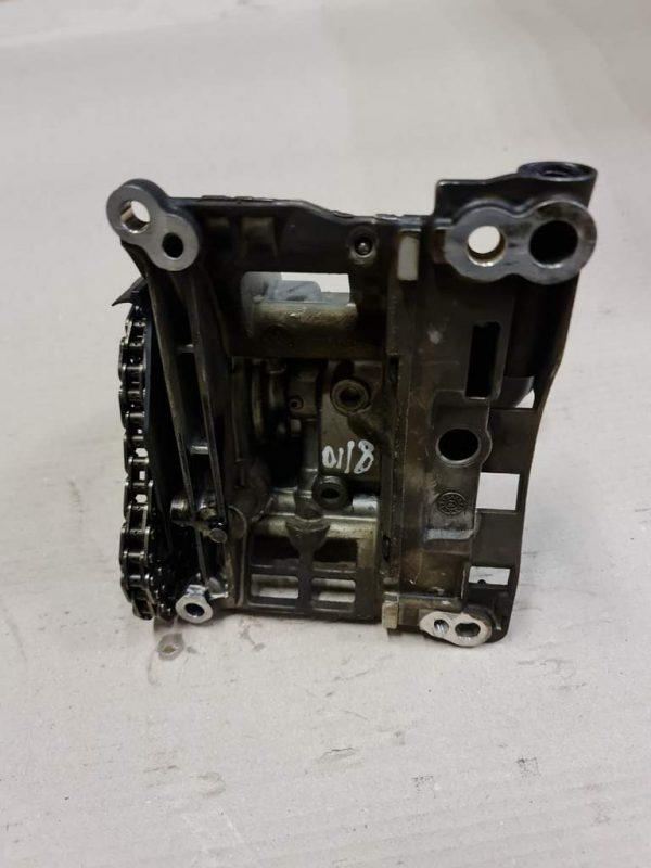 bmw engine oil pump